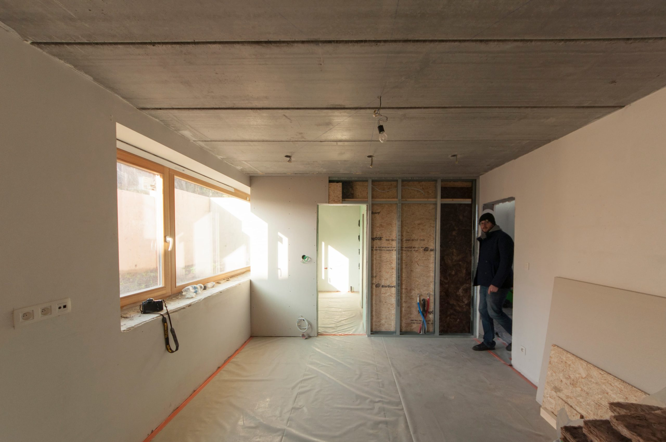 Construction neuve chambre