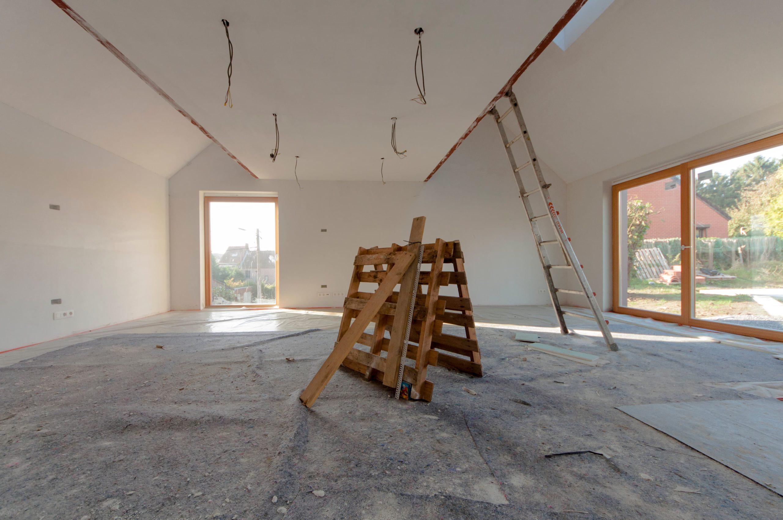 Construction neuve mezzanine