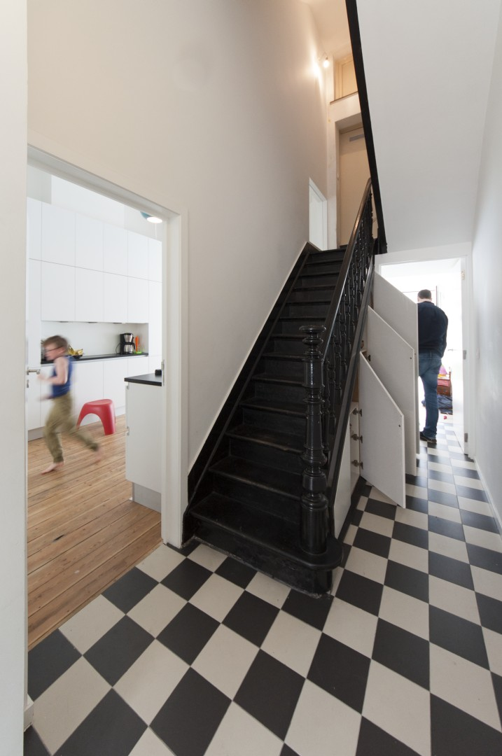 renovation interieur escalier